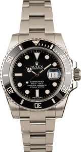Pre-Owned Rolex 40MM Submariner 116610 Ceramic Watch