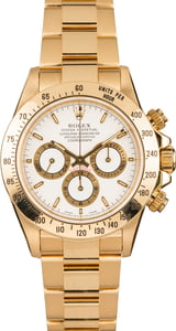 Pre-Owned Rolex Daytona 16528 Zenith Movement