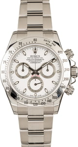 Pre-Owned Rolex 40MM Daytona 116520