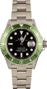 Pre-Owned Rolex 40MM Anniversary Submariner 16610V