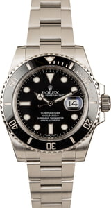 Rolex Submariner 40mm 116610 Black Ceramic Watch