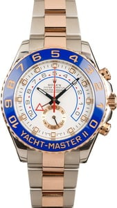 Pre-Owned 44MM Rolex Yacht-Master II 116681
