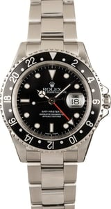 Pre-Owned Rolex GMT-Master II Ref 16710 Luminous Dial