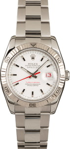 "Rolex Mens Datejust 116264 ""Turn-O-Graph"""