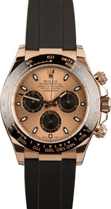 Pre-Owned Rolex Daytona 116515 Rosegold Dial
