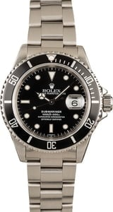 Used Rolex Submariner 16610