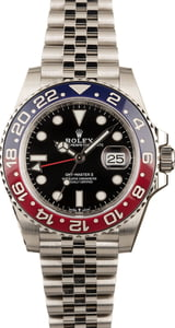 Pre-Owned Rolex GMT-Master II 126710BLRO 'Pepsi'
