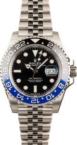 Rolex GMT-Master II Ref 126710 Steel Jubilee 'Batman' watch