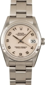 Pre Owned Midsize Rolex Oyster Perpetual DateJust 78240