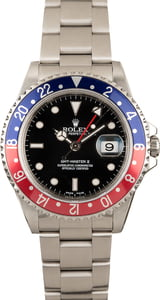 Pre-Owned Rolex GMT-Master II 16710