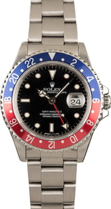 Pre-Owned Rolex Submariner 16700 Pepsi Bezel