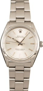 Pre-Owned Rolex Oyster Perpetual 1002 Stainless Steel
