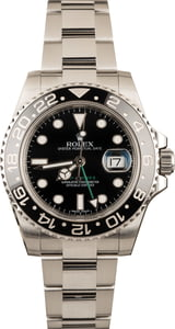 Rolex GMT-Master II Pre Owned Ref 116710 Ceramic Bezel