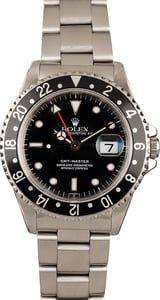Rolex GMT-Master 16700 Steel Oyster Pre Owned