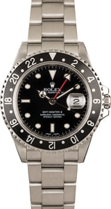 Rolex GMT Master II 16710BKSO