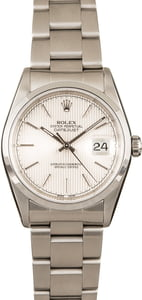 Rolex Datejust 16200 Steel Oyster