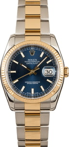 Rolex Datejust 116233 Two Tone Oyster Bracelet