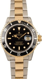 Pre-Owned Rolex Submariner 16803