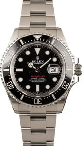 Used Rolex Sea-Dweller 126600 Red Letter