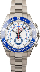 Rolex Yacht-Master II Stainless Steel 116680 - Certified Pre-Owned