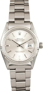 Rolex Datejust 16014 Stainless Steel