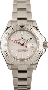 Men's Rolex 116622 Yacht-Master Silver Dial