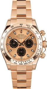 Rolex Daytona 116505 Rose Gold