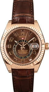 Rolex Sky-Dweller 326135 Rose Gold