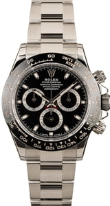 Rolex Daytona 116500 Black Ceramic Model