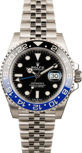 "Rolex GMT-Master II ""Batman"""