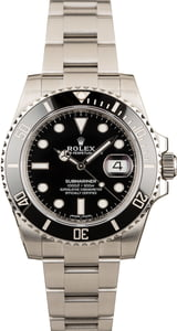 Rolex Submariner 116610LN Black