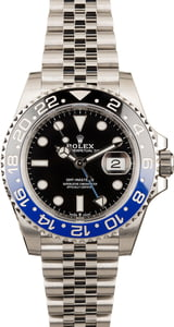 New Model Rolex GMT-Master 126710 Jubilee 'Batman'