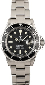 Vintage Rolex Submariner Reference 1680