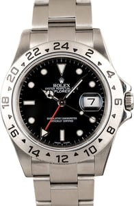 Explorer II Black Rolex 16570