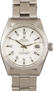Rolex Vintage Date 1501 Stainless Steel