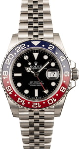 Rolex GMT-Master II Ref 126710 New Model 'Pepsi'