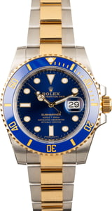 Rolex Submariner 116613LB Sunburst Dial