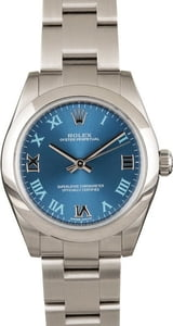 Rolex Oyster Perpetual 31mm 177200 Mid-size
