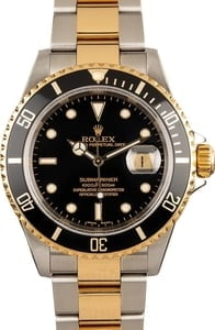 Men's Rolex Submariner 16613
