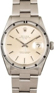 Vintage Rolex Date Stainless 1501