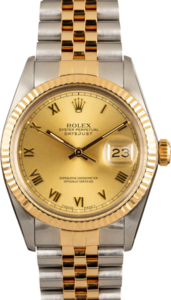 Rolex 16013 Two Tone Datejust
