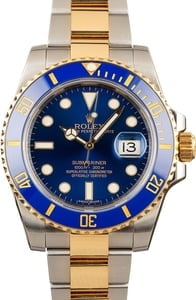 Rolex Submariner Blue Ceramic 116613LB