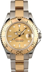 Mid-size Rolex Yacht-Master 168623