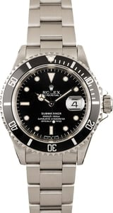 Rolex Oyster Perpetual Submariner 16610