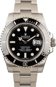 Men's Rolex Submariner 116610