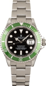 Rolex 'Kermit' Submariner 16610V