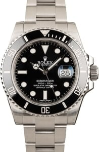 Rolex Submariner Black 116610LN Men's