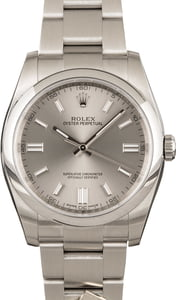 Rolex Oyster Perpetual Dominos