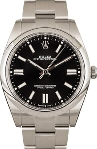 Rolex Oyster Perpetual 41 Ref 124300