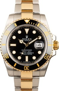 Rolex Submariner 116613 Black